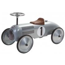 Retro Roller Jean tlačit auto