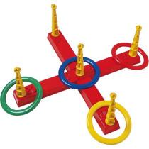 Play kroužky 4 kruhy