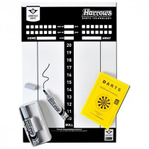 Harrows scoreboard s maxiflo markerů - Pravidla - stěrač