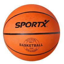 SportX basketbal oranžová 580gr č.7