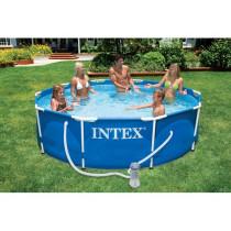Intex kovový rám bazén 305x76
