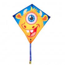HQ Diamond Eddy Single Line Kite - Frank