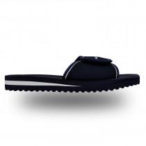 Rucanor Santander papuče s suchý zip senior - pravda, navy / bílá
