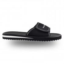 Rucanor Santander papuče s suchý zip senior - černá / bílá
