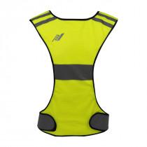 Rucanor běží vesta x-shape - neon žlutá - y