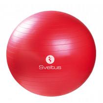 Sveltus Gymnastický 65 cm - červená
