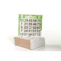 Longfield sada 500 bingo karet