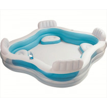 Intex Inflatable Pool with chair