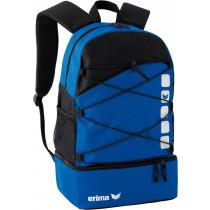 Erima multifunkční batoh se spodním případě - nová královská modrá / černá