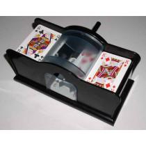 Hrací karty shuffler handmatig setkal Odstředivý kotouč