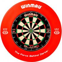 Winmau catchring - červená