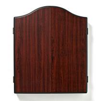 Winmau šipky skříň - palisandr
