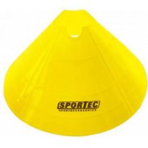 Space markery měkkého plastu extra velká - žlutá