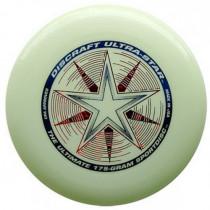 Discraft Ultra Star Frisbee - Glow in the Dark