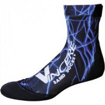 Megaform písek ponožky - blue lightning