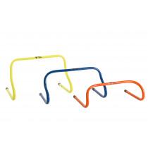 Agility Sports Mini Hurdle - 32 cm - žlutá