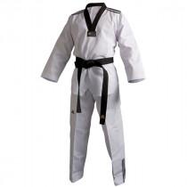 Adidas taekwondo oblek klub /// černá klopě