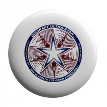 Discraft Ultra Star frisbee - bílá