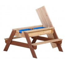 AXI písek a voda piknikový stůl nick (100% FSC)
